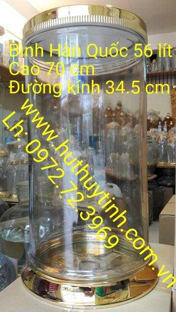 Bình HQ số 29 - 56 lít